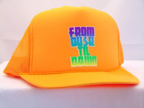 From Dusk Til Dawn Trucker Cap 16708