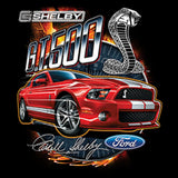 Ford Shelby Mustantg GT 500 Adult Unisex Quality Short or Long Sleeve T Shirt 17930D2