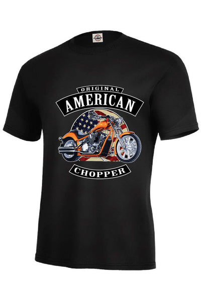 Original American Chopper Adult Unisex Quality Motorcycle Short or Long Sleeve T Shirt 16179