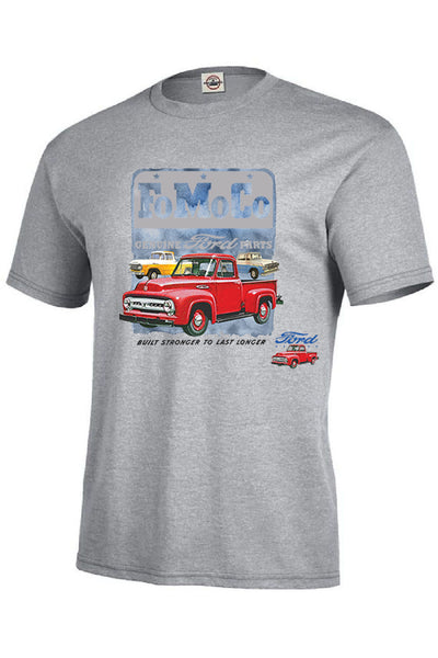 Ford Motor Company Pickups Mens Quality Short Sleeve Car Pickups T Shirt 22004HLP2