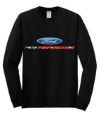 Ford Performance Logo Mens Short or Long Sleeve Car T Shirt 20859HD4
