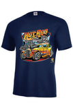 Hot Rod Diner Mens Short or Long Sleeve Car T Shirt 20965HD1