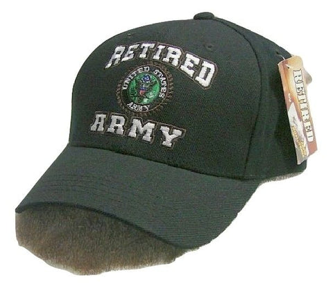 Vintage Retired Army Low Profile Ball Cap Never Worn