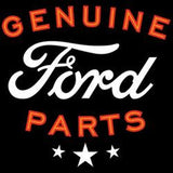 Ford Small Symbol Genuine Ford Parts on Upper Left Front of Mens Mens Short or Long Sleeve T Shirt T Shirt 18145E9