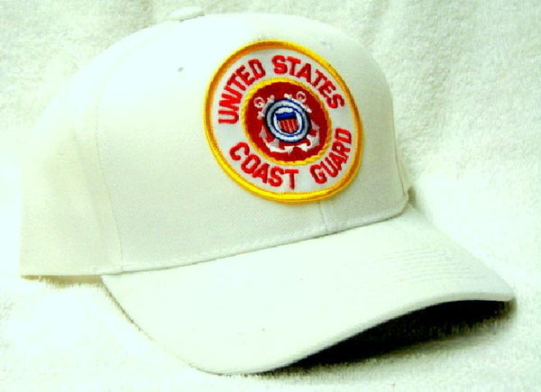 Vintage United States Coast Guard Low Profile Ball Cap Never Worn
