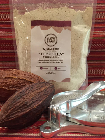 TudeTilla Tortilla Mix