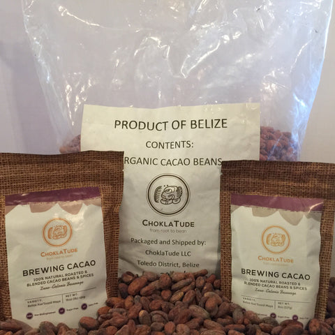 Brewing Cacao-Belize- Xxe'Toonil Maya (2016)