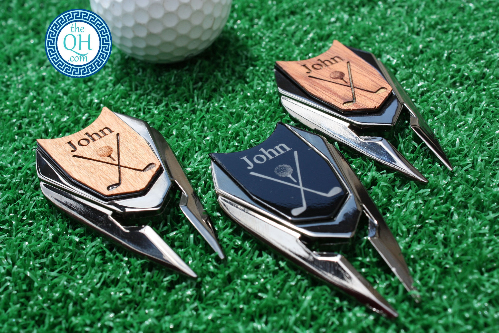 Golf Ball Marker And Divot Tool Personalized The Quintessential Hostess