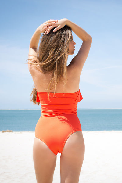 Lazy Sunday One-Piece -  - Tuhkana Swimwear - 2
