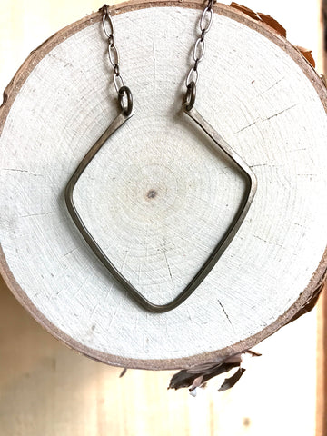 Short Geo Necklace
