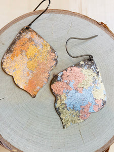 Foil India Detail Earrings