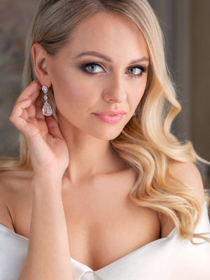 Vesta Classic Earrings | Long