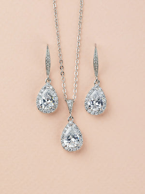 Load image into Gallery viewer, Victoria Jewelry Set