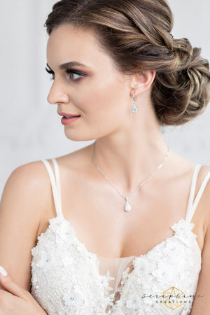 Victoria Earrings (Bridesmaid)