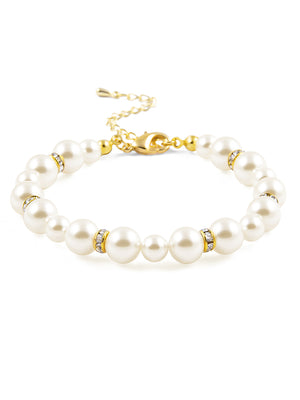 Load image into Gallery viewer, Delia Gold Bracelet