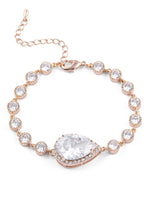 Vesta Rose Gold Bracelet
