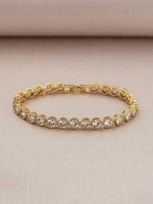 Load image into Gallery viewer, Classic Gold Bracelet