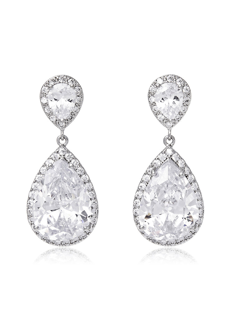 Vesta Classic Earrings | Short