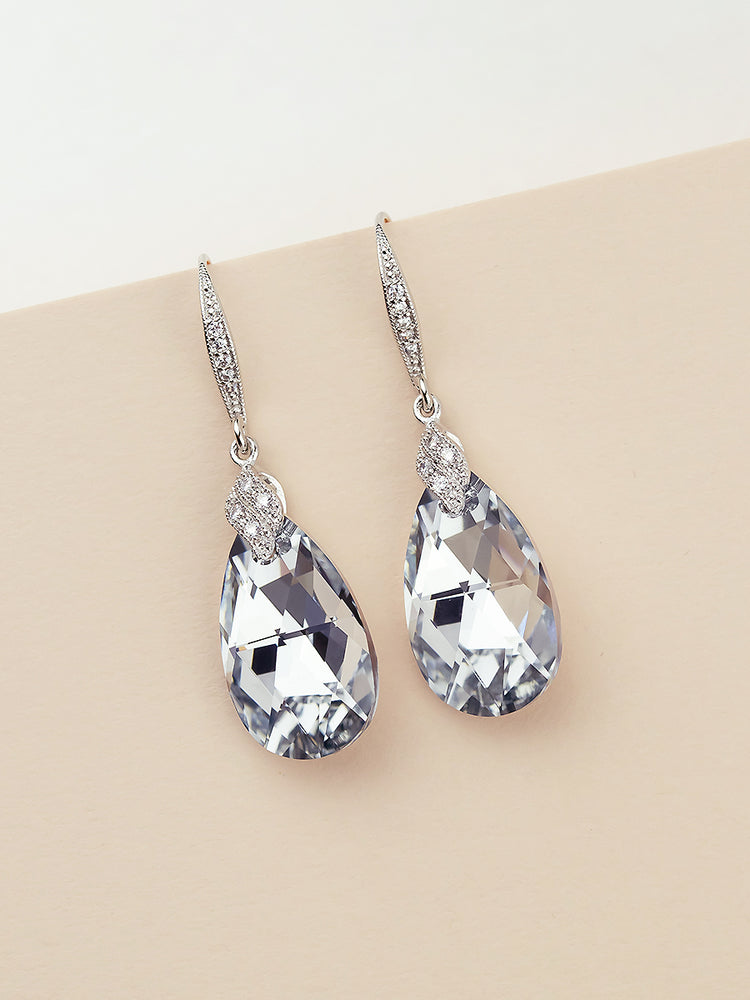 Naomi Earrings | Comet Argent Light