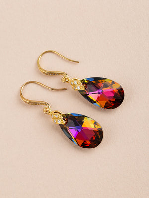 Load image into Gallery viewer, Naomi Earrings | Volcano