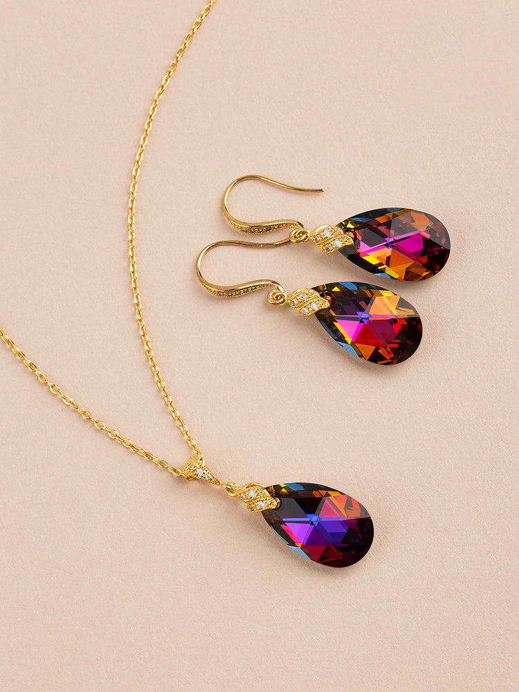 Load image into Gallery viewer, Naomi Jewelry Set | Volcano