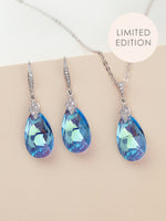 Naomi Jewelry Set | Aquamarine AB