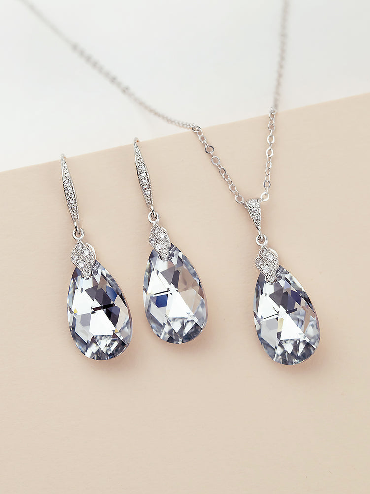 Naomi Jewelry Set | Comet Argent Light