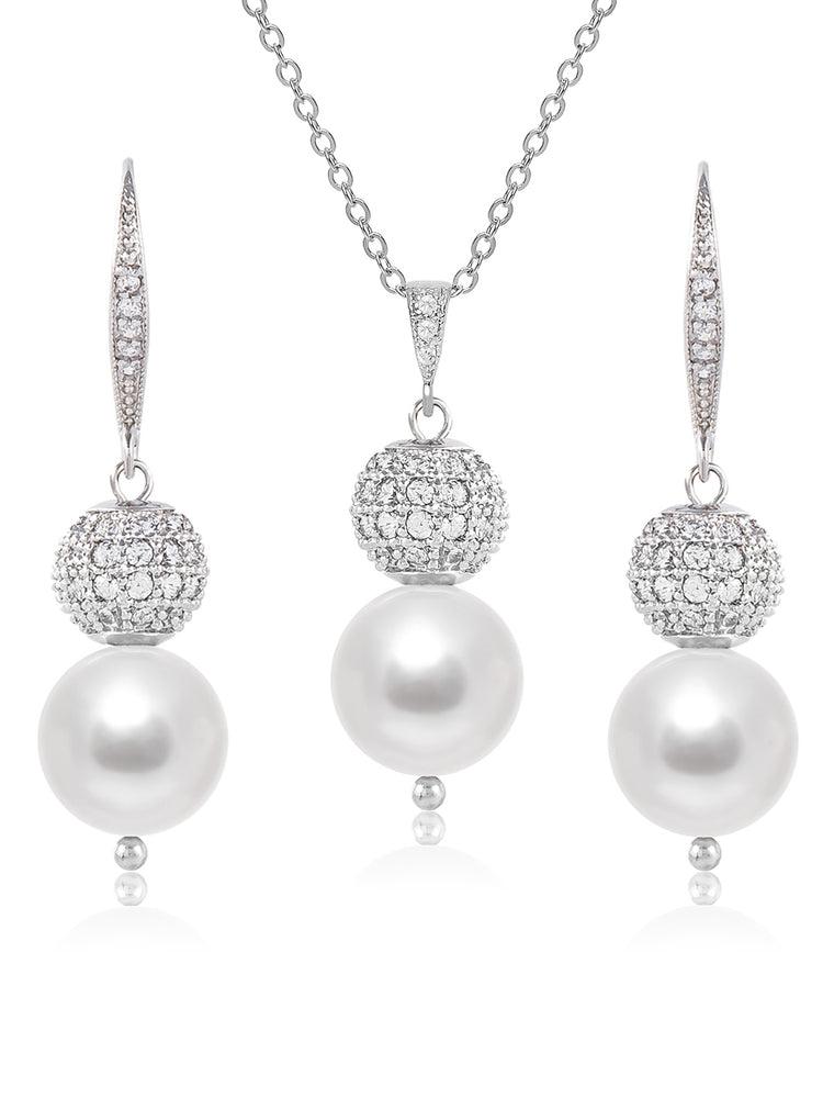 Load image into Gallery viewer, Selene Jewelry Set