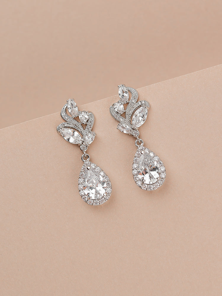 Load image into Gallery viewer, Nessa Earrings (Bridesmaid)