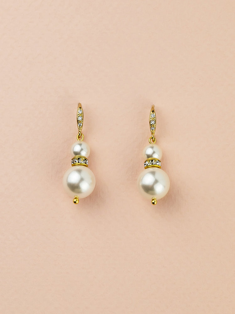 Laelia Gold Earrings