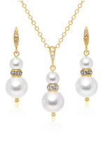 Laelia Gold Jewelry Set