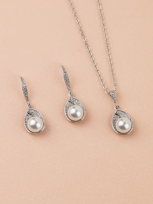 Load image into Gallery viewer, Astra Jewelry Set (Bridesmaid)
