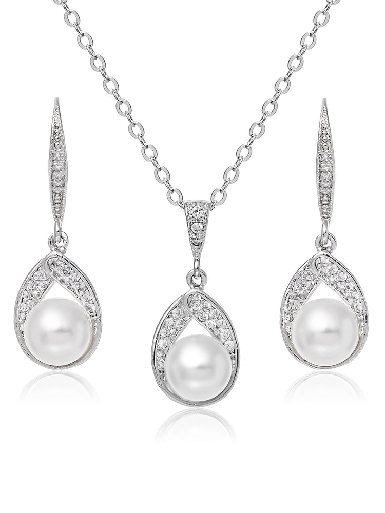 Astra Jewelry Set | Short