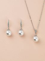 Classic Pearl Jewelry Set (Bridesmaid)