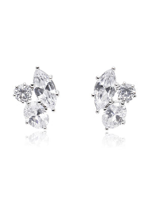 Load image into Gallery viewer, Hester Stud Earrings