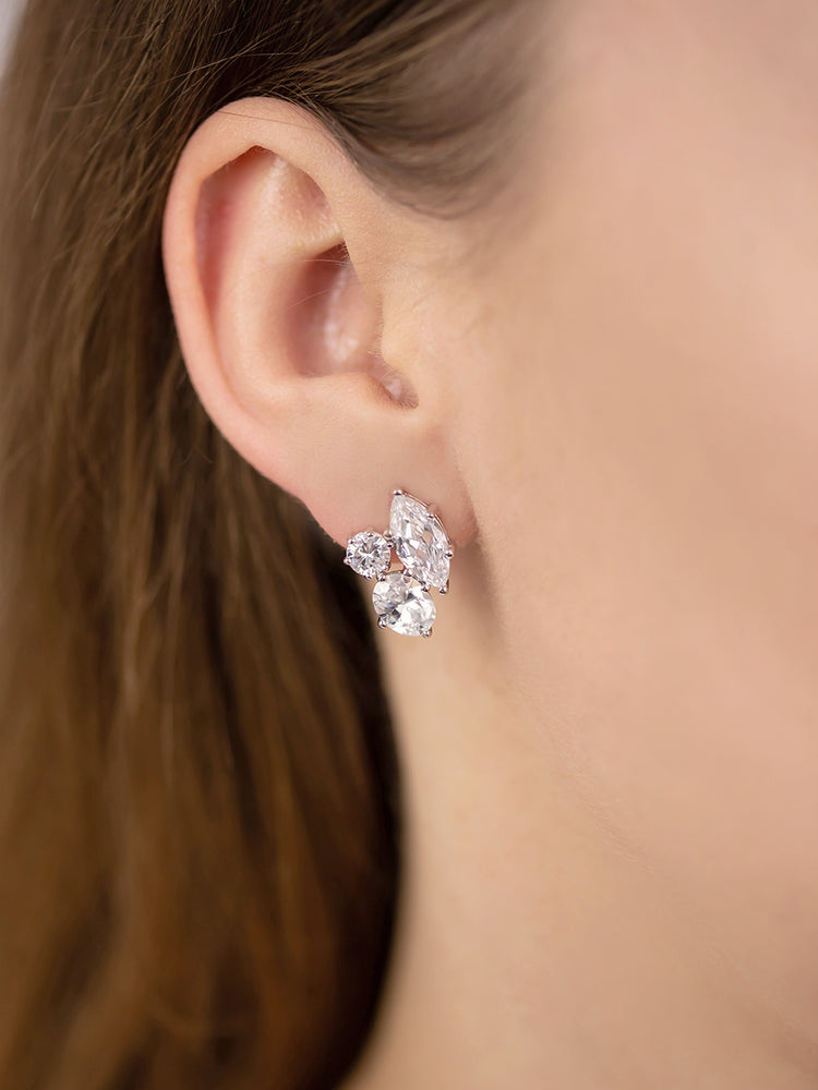 Hester Stud Earrings (Bridesmaid)