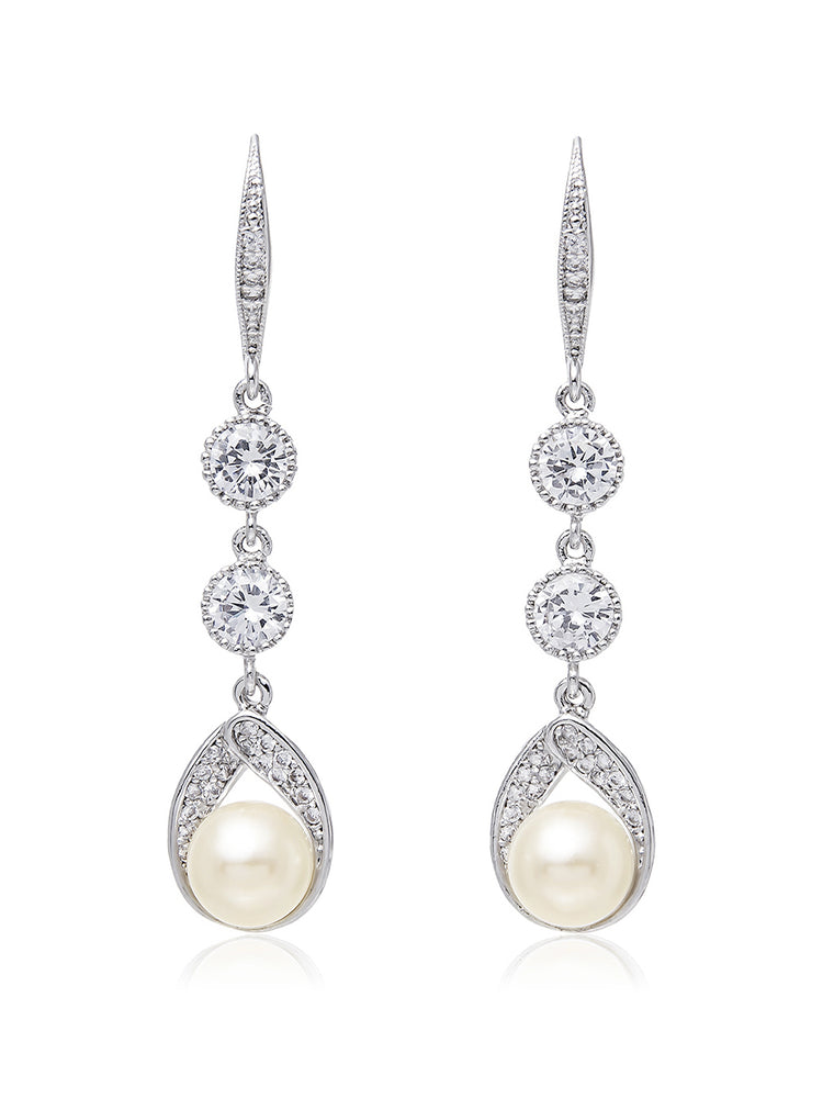 Load image into Gallery viewer, Astra Earrings | Long