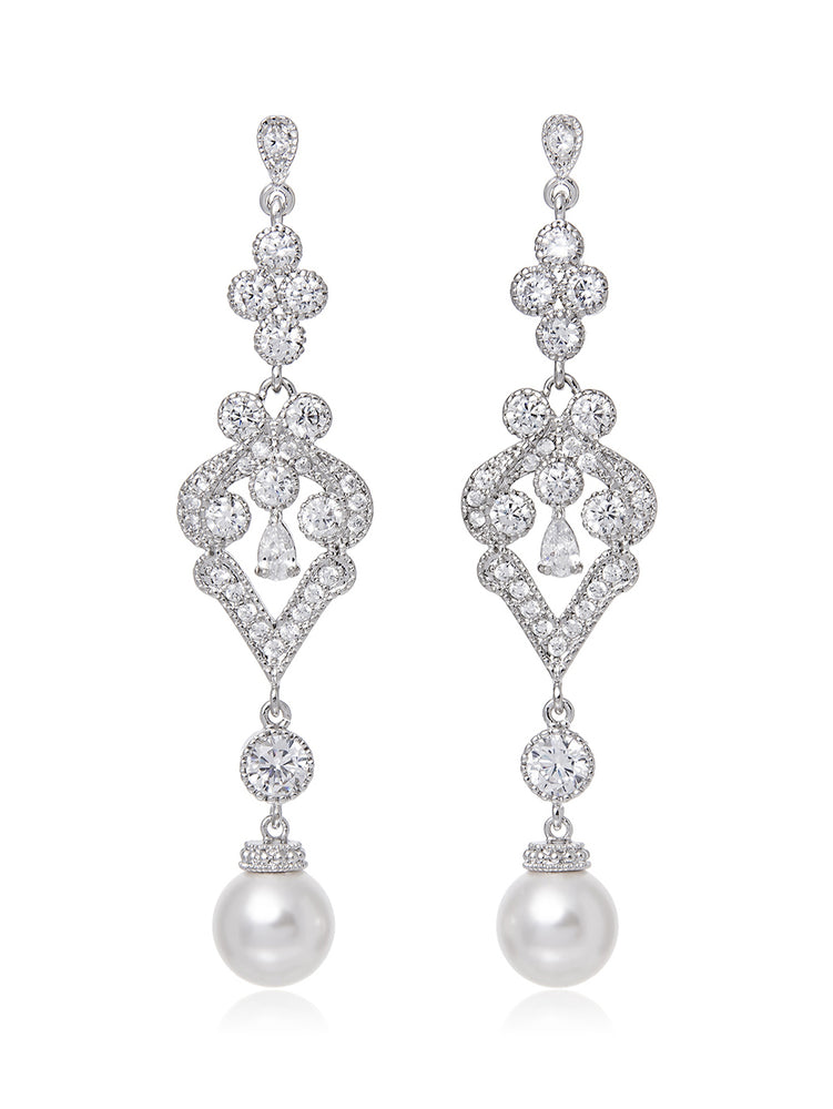 Ondine Pearl Earrings