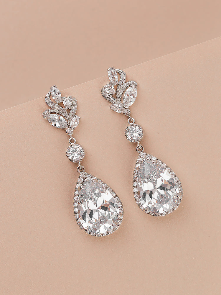 Load image into Gallery viewer, Nessa Earrings | Long