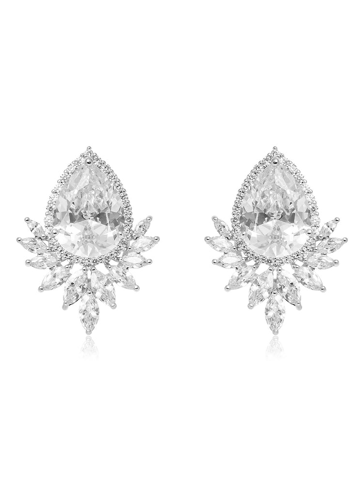 Eliana Stud Earrings II