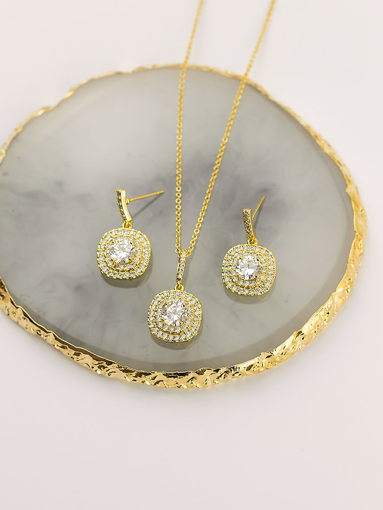 Sophie Gold Jewelry Set