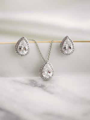 Load image into Gallery viewer, Nia Jewelry Set (Bridesmaid)