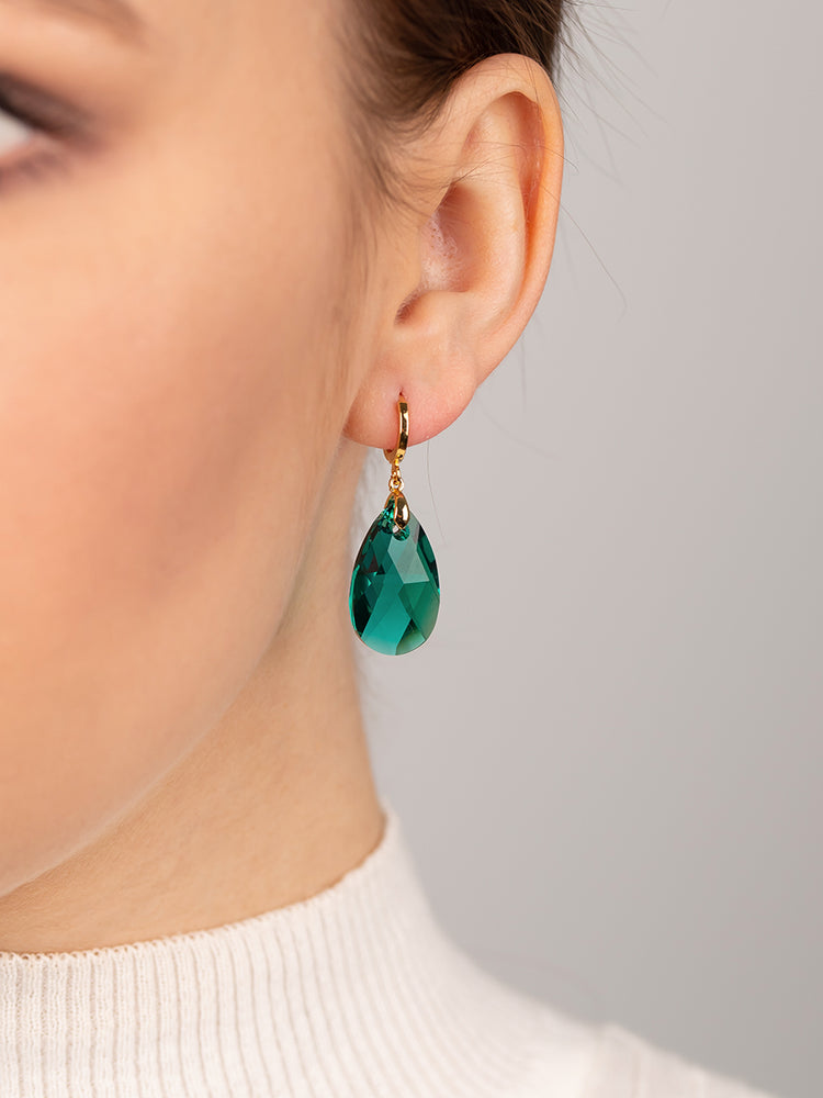 Load image into Gallery viewer, Olivia Jewelry Set | Emerald