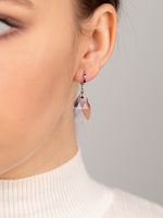 Olivia Earrings | Light Amethyst