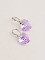 Amour Earrings | Violet AB