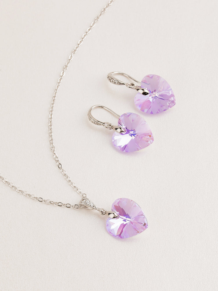 Amour Jewelry Set | Violet AB