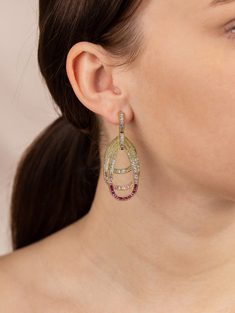 Load image into Gallery viewer, Roxanne Earrings