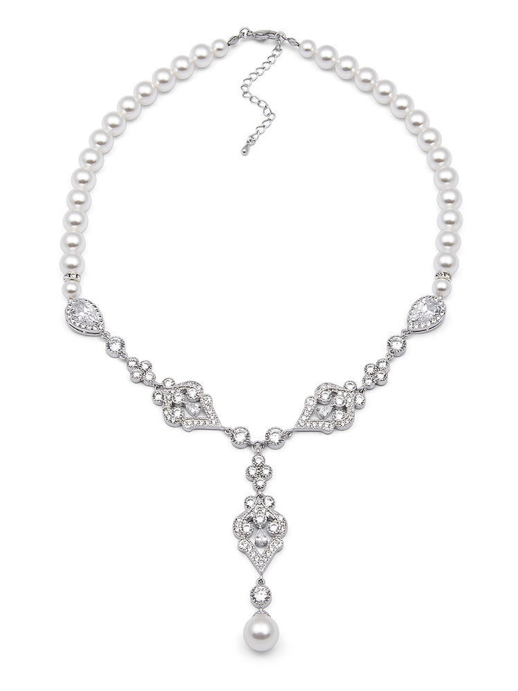 Ondine Pearl Necklace