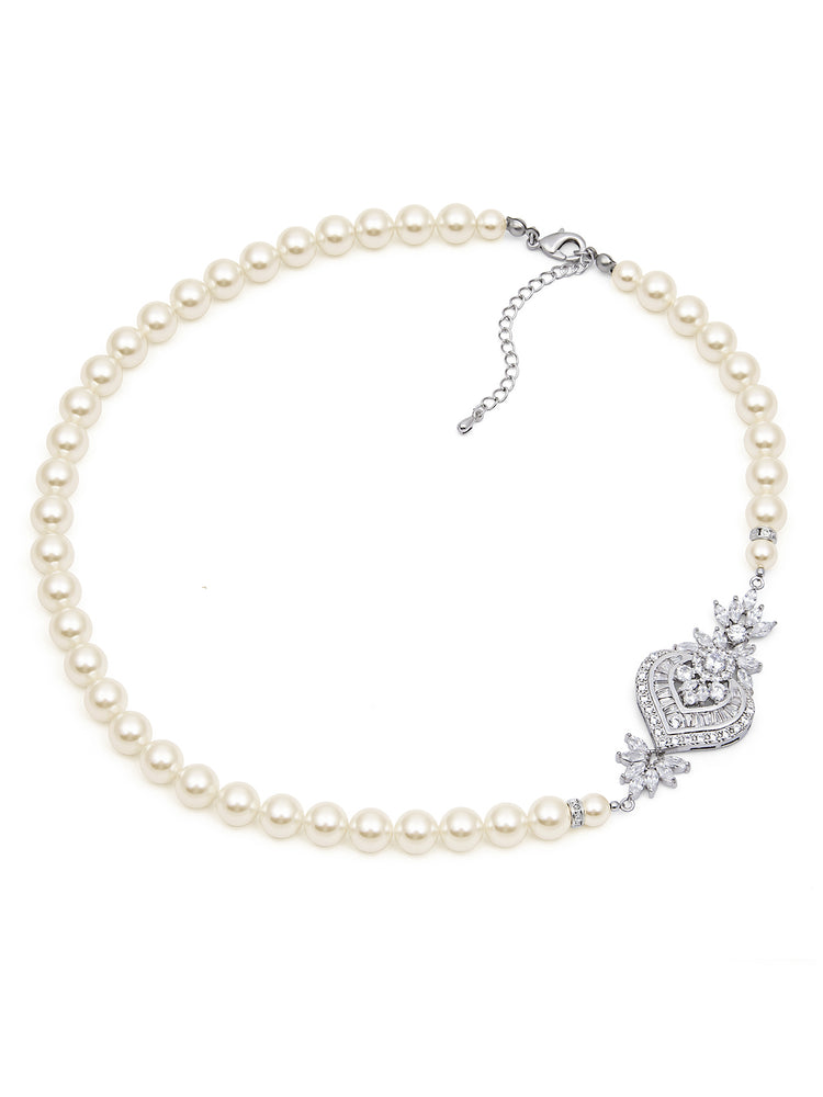 Melinda Pearl Necklace