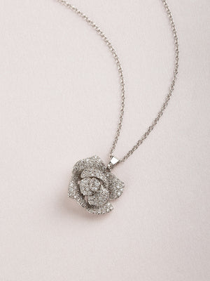 Load image into Gallery viewer, Rose Pendant